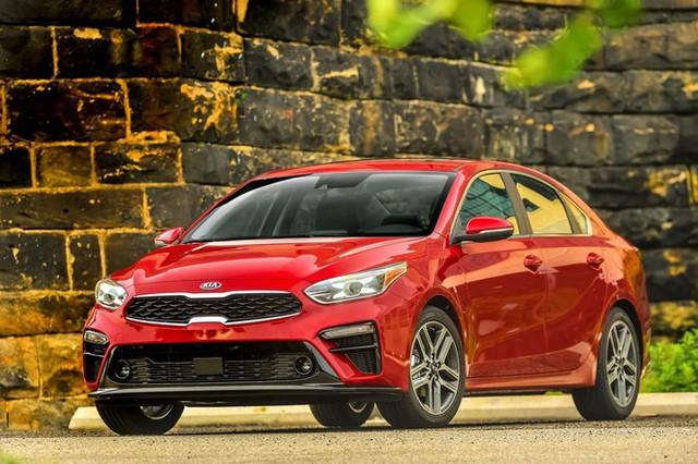 Top 10 ôtô giá rẻ đáng chú ý tại Mỹ - Ảnh 4.