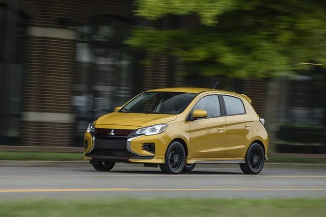 Top 10 ôtô giá rẻ đáng chú ý tại Mỹ - Ảnh 9.