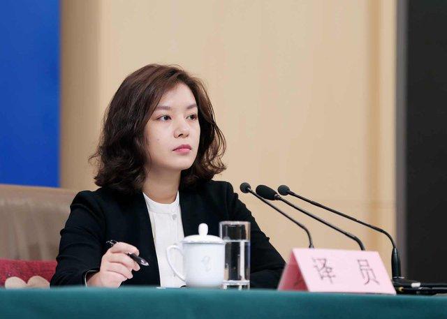 Nữ phiên dịch Trung Quốc xinh đẹp gây bão MXH: 8 năm trước từng dậy sóng vì giống Triệu Vy và những thành tích khiến ai cũng nể phục - Ảnh 10.