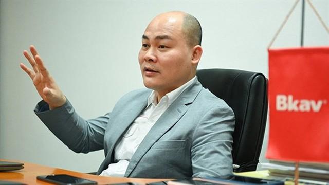 """Ông Nguyễn Tử Quảng: """"Nếu được giao sửa nghẽn sàn HoSE, Bkav cũng làm được"""" - Ảnh 1."""