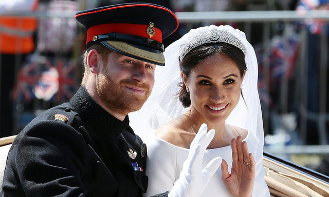 Vợ chồng Meghan Markle lên tiếng thừa nhận nói dối về đám cưới bí mật sau khi bị bóc mẽ - Ảnh 2.