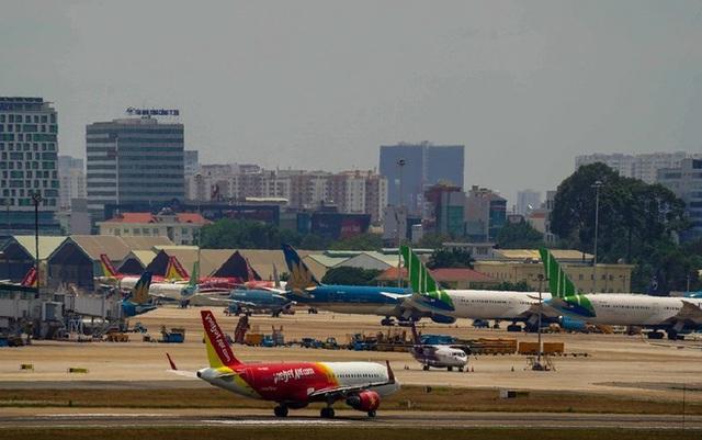 VietJet, Bamboo Airways cùng xin vay gói giải cứu 4.000 - 5.000 tỉ đồng - Ảnh 1.