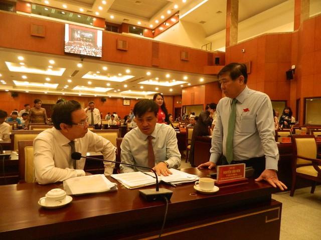 Bí thư TPHCM Nguyễn Văn Nên nói về việc không ứng cử ĐBQH khóa XV - Ảnh 1.