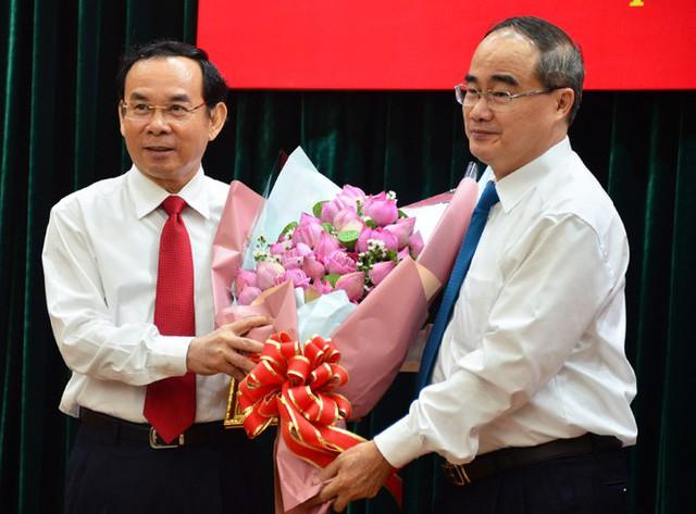 Bí thư TPHCM Nguyễn Văn Nên nói về việc không ứng cử ĐBQH khóa XV - Ảnh 2.