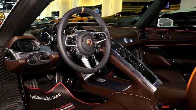 Rộ tin Porsche 918 Spyder về nước giá hơn 30 tỷ chưa thuế phí, soán ngôi Pagani Huayra trở thành siêu phẩm đắt nhất Việt Nam - Ảnh 3.