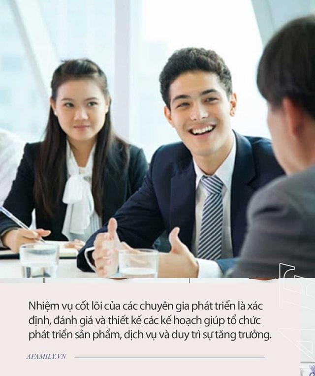 11 xu hướng ngành nghề lương cao năm 2021 và rất tiềm năng trong tương lai, cập nhật ngay để không lo cảnh thất nghiệp - Ảnh 3.