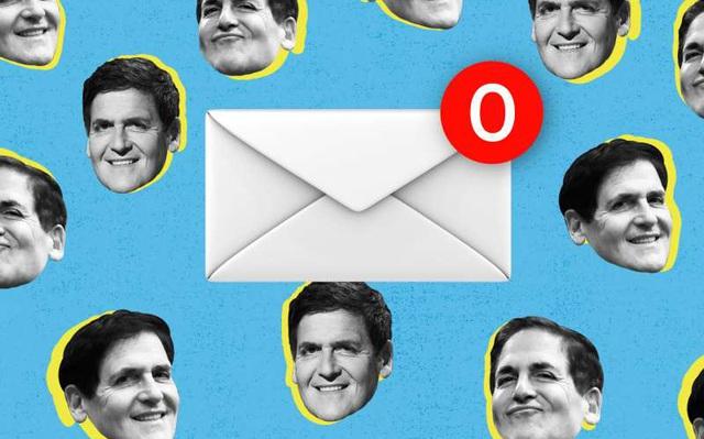 """Chẳng cần """"dài dòng văn tự"""", chiếc email này đã xuất sắc vượt qua hơn 1000 đối thủ khác để rút túi 500.000 USD từ Mark Cuban"""