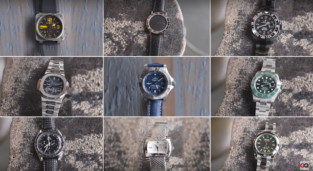 Vì sao mỗi quý ông nên sở hữu ít nhất 3 chiếc đồng hồ? Đắt và tốn một chút cũng chẳng sao, bản thân đạt được điều quan trọng này mới là cốt lõi - Ảnh 1.