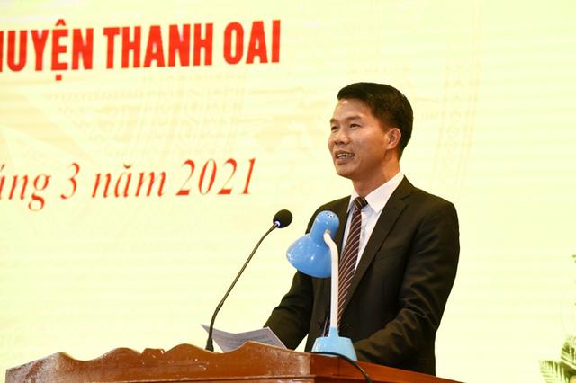 Hà Nội: Huyện Thanh Oai cũng muốn lên quận vào năm 2028 - Ảnh 1.