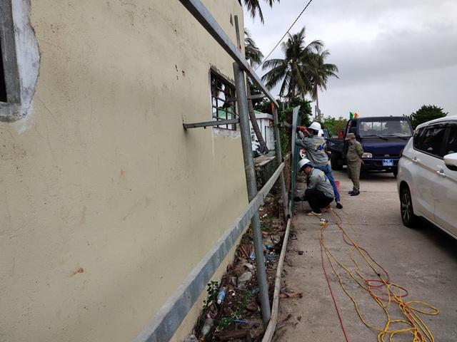 Cưỡng chế thu hồi dự án Nha Trang Sao lấn biển - Ảnh 2.