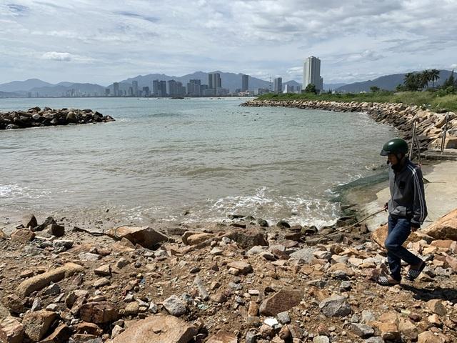 Cưỡng chế thu hồi dự án Nha Trang Sao lấn biển - Ảnh 3.