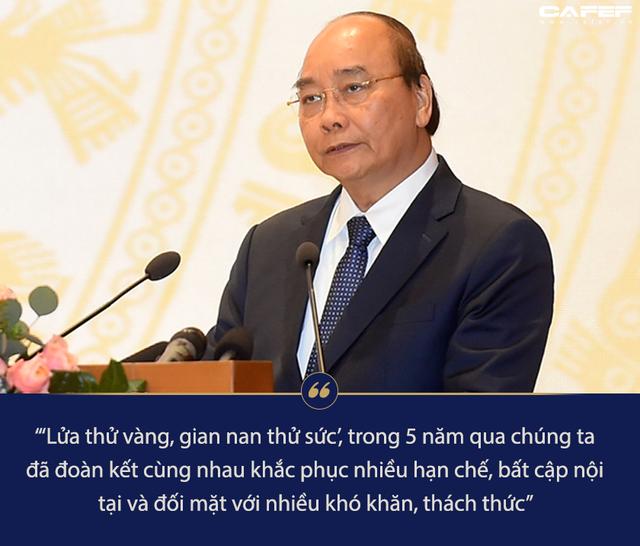 570 chuyến công tác lên rừng xuống biển và phát ngôn đáng chú ý của Thủ tướng Nguyễn Xuân Phúc trước Quốc hội - Ảnh 2.