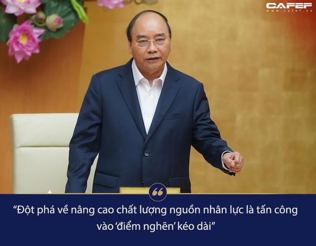 570 chuyến công tác lên rừng xuống biển và phát ngôn đáng chú ý của Thủ tướng Nguyễn Xuân Phúc trước Quốc hội - Ảnh 5.