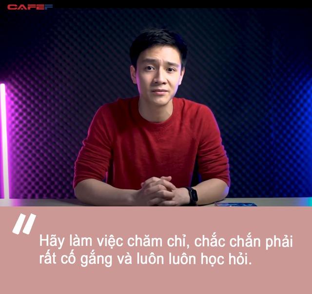 Điều ít biết về Founder kênh review phim nổi tiếng Việt Nam Lê Đắc Giang: Gia thế khủng, đi làm youtube vì đam mê nhưng cực chăm chỉ và ham học hỏi - Ảnh 4.