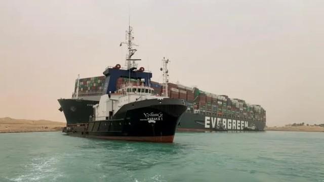Tắc kênh đào Suez là mối đe dọa mới tới chuỗi cung ứng toàn cầu - Ảnh 1.