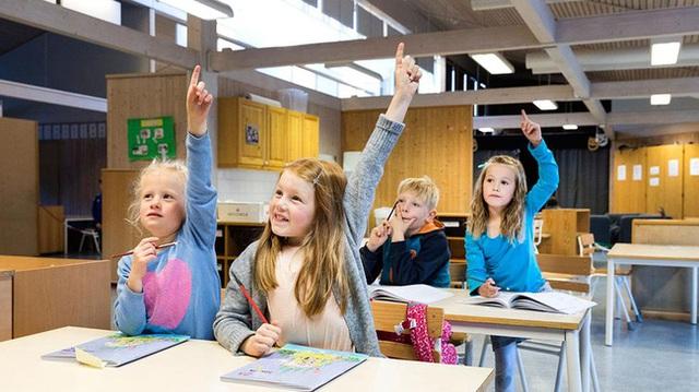 Suốt 7 năm đi học không bị chấm điểm và những điều thú vị về nền giáo dục của quốc gia hạnh phúc Na Uy - Ảnh 5.
