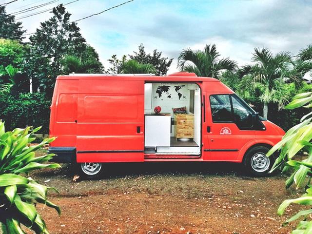 Trào lưu du lịch mobihome nở rộ ở Việt Nam, xuất hiện hàng loạt chiếc xe đẹp mê mẩn khiến hội ưa xê dịch không thể ngồi yên - Ảnh 7.