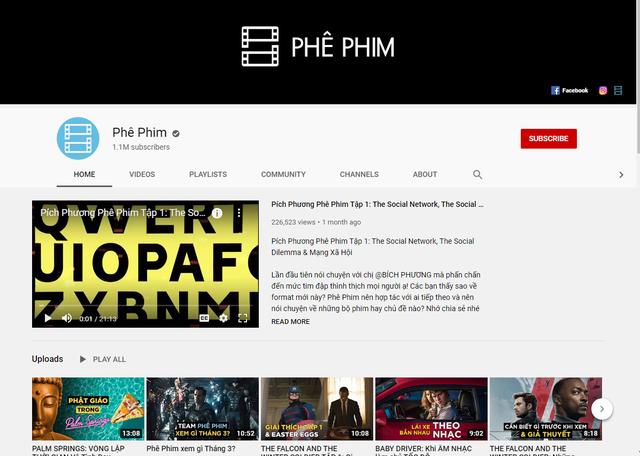 Điều ít biết về Founder kênh review phim nổi tiếng Việt Nam Lê Đắc Giang: Gia thế khủng, đi làm youtube vì đam mê nhưng cực chăm chỉ và ham học hỏi - Ảnh 1.