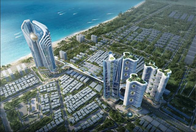Tham vọng thành trung tâm tài chính quốc tế, Đà Nẵng chờ đợi một công trình tầm cỡ xứng tầm quốc tế - Ảnh 2.