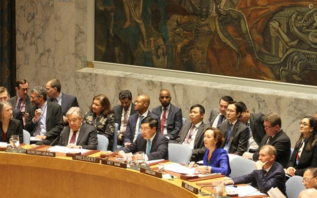 Việt Nam làm Chủ tịch Hội đồng Bảo an Liên Hợp Quốc trong tháng 4 - Ảnh 1.