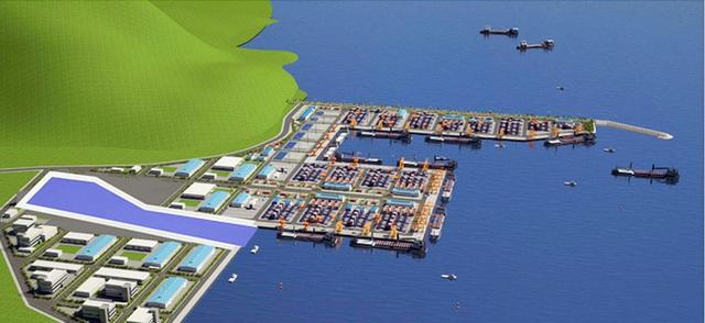 Chính phủ duyệt dự án xây dựng Bến cảng Liên Chiểu tại Đà Nẵng - Ảnh 1.