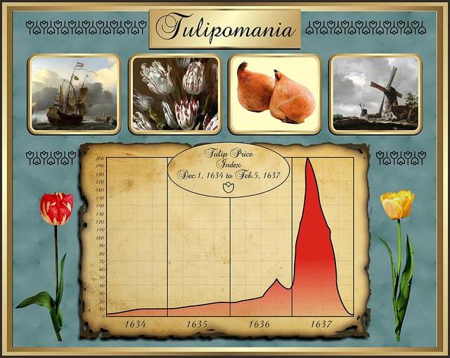 Trước cơn sốt giá lan đột biến, đã từng có hiện tượng tương tự cách đây... 400 năm trong lịch sử kinh tế - Ảnh 1.