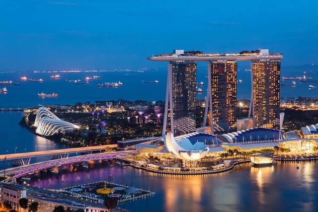 Tham vọng thành trung tâm tài chính quốc tế, Đà Nẵng chờ đợi một công trình tầm cỡ xứng tầm quốc tế - Ảnh 1.