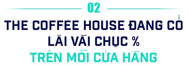 Chủ tịch The Coffee House: Muốn có lãi chúng tôi chỉ cần tăng trưởng chậm lại, nhưng làm thế để trả lời câu hỏi gì? - Ảnh 3.