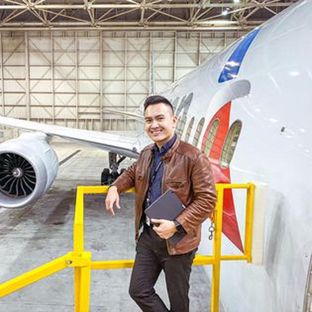 Con trai ruột NS Hoài Linh ở Mỹ: Soái ca độc thân làm việc cho American Airlines, bỏ 1,3 tỷ/năm mua vé máy bay du lịch - Ảnh 3.
