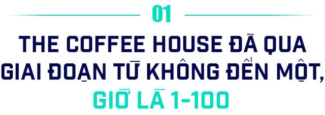 Chủ tịch The Coffee House: Muốn có lãi chúng tôi chỉ cần tăng trưởng chậm lại, nhưng làm thế để trả lời câu hỏi gì? - Ảnh 1.