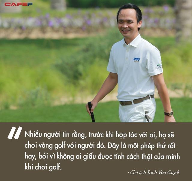 90% CEO trong Fortune 500 đều chơi golf: Nghe doanh nhân Việt nói để hiểu tại sao môn thể thao quý tộc này lại cần thiết trong kinh doanh - Ảnh 3.