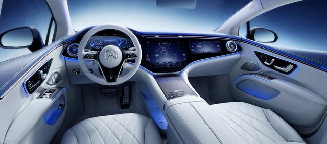 Mercedes-Benz EQS: Dạy cho Tesla biết xe điện cao cấp là như thế nào - Ảnh 5.
