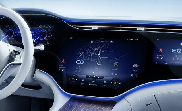 Mercedes-Benz EQS: Dạy cho Tesla biết xe điện cao cấp là như thế nào - Ảnh 4.