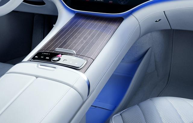 Mercedes-Benz EQS: Dạy cho Tesla biết xe điện cao cấp là như thế nào - Ảnh 3.