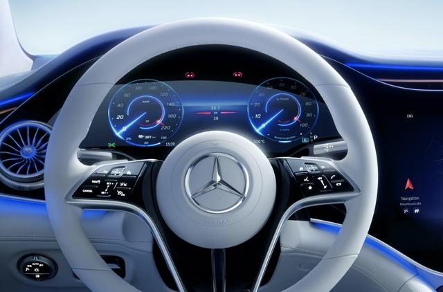 Mercedes-Benz EQS: Dạy cho Tesla biết xe điện cao cấp là như thế nào - Ảnh 2.