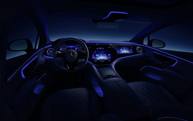 Mercedes-Benz EQS: Dạy cho Tesla biết xe điện cao cấp là như thế nào - Ảnh 6.