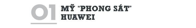 Huawei tìm lối thoát giữa đòn 'phong sát' của Mỹ - Ảnh 2.