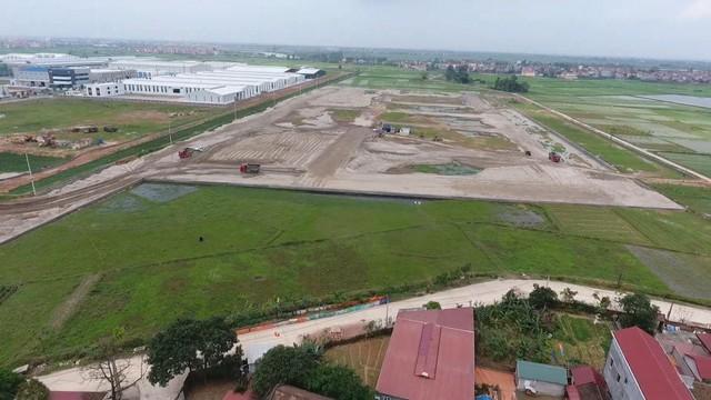 Bắc Ninh 'lệnh' kiểm tra loạt dự án bất động sản 'bán lúa non' - Ảnh 1.