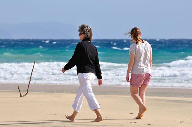 Người bị 6 vấn đề này khi đi bộ thường có tuổi thọ ngắn: Nếu bạn không có, xin chúc mừng! - Ảnh 2.