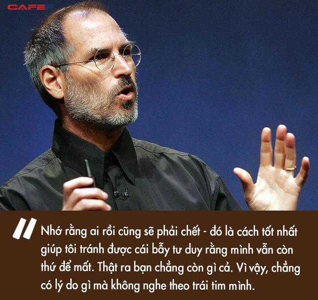 Trong cả triệu ý tưởng thiên tài mà Steve Jobs từng nghĩ đến, chỉ có 3 điều then chốt giúp thay đổi sự nghiệp: Bạn cũng có thể làm được!  - Ảnh 3.