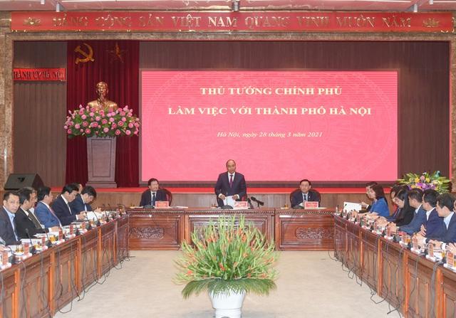 Hà Nội kiến nghị Trung ương hỗ trợ hơn 21.000 tỷ đồng cho 4 dự án giao thông - Ảnh 1.