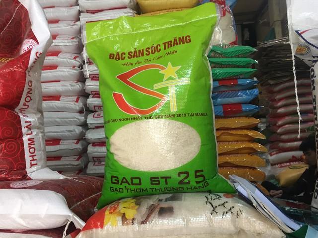 Loạn thị trường gạo ngon nhất thế giới ST25 - Ảnh 2.