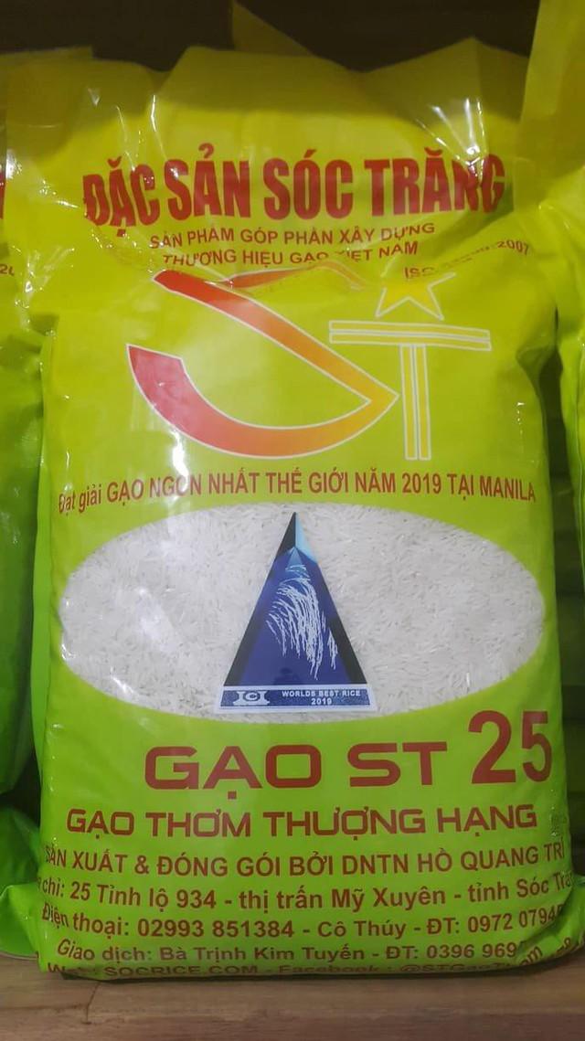 Loạn thị trường gạo ngon nhất thế giới ST25 - Ảnh 3.