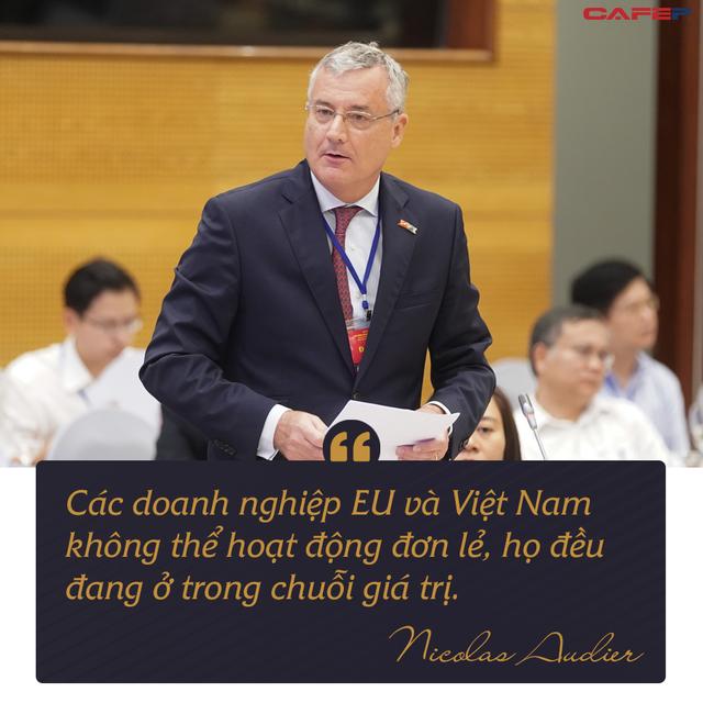 Nguyên Chủ tịch EuroCham giải mã hiện tượng doanh nghiệp ngoại đầu tư vào Việt Nam thông qua khu công nghiệp - Ảnh 2.