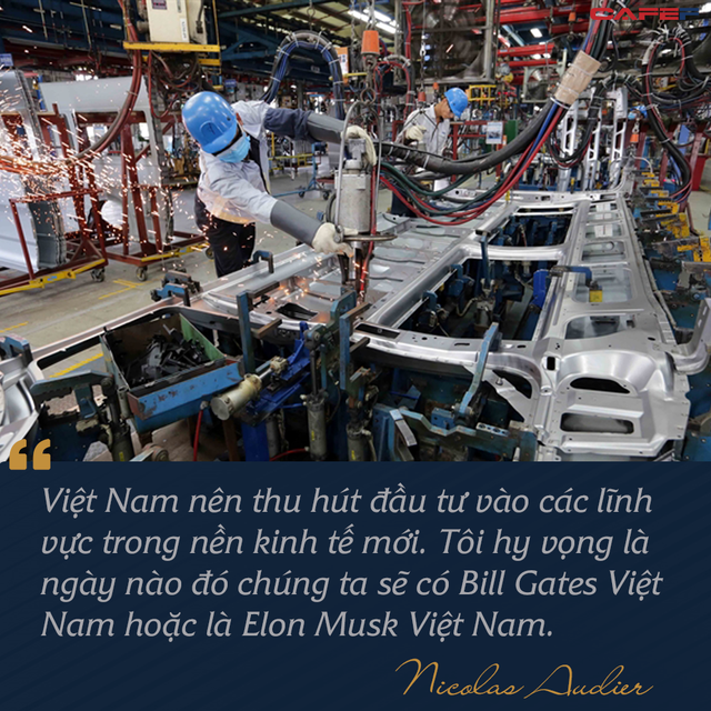 Nguyên Chủ tịch EuroCham giải mã hiện tượng doanh nghiệp ngoại đầu tư vào Việt Nam thông qua khu công nghiệp - Ảnh 4.