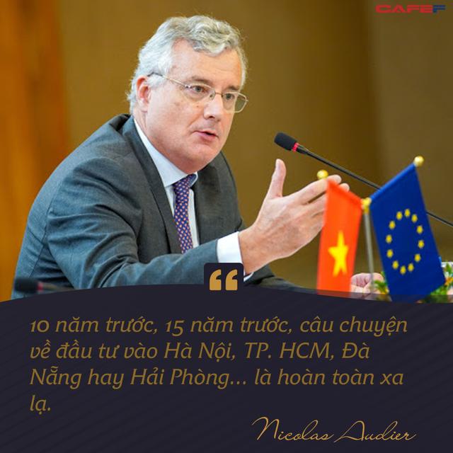 Nguyên Chủ tịch EuroCham giải mã hiện tượng doanh nghiệp ngoại đầu tư vào Việt Nam thông qua khu công nghiệp - Ảnh 7.
