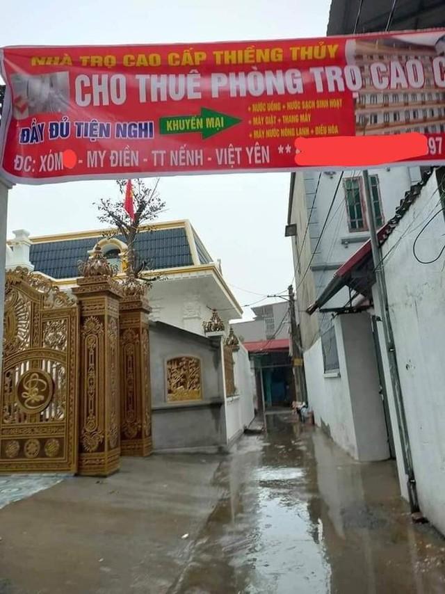 """Xuất hiện khu trọ """"đỉnh của chóp"""" tại Bắc Giang: Cổng dát vàng, thang máy, điều hoà đầy đủ - Ảnh 3."""