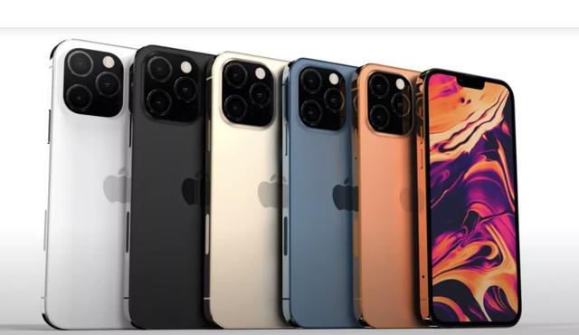 iPhone 13 lại vừa lộ nâng cấp nhỏ nhưng có võ, có cả màu cam, fan Apple chuẩn bị gom thóc dần là vừa - Ảnh 1.