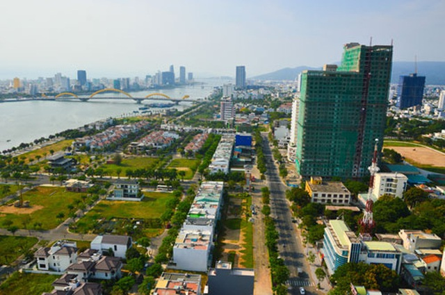 Thay áo cho TP Đà Nẵng (*): Rộng cửa đón nhà đầu tư  - Ảnh 1.