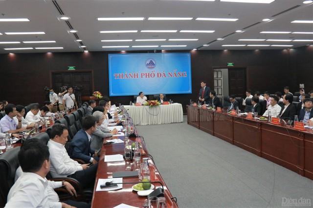 Chủ tịch Đà Nẵng: Quy hoạch thành phố minh bạch, không tồn tại lợi ích nhóm - Ảnh 1.